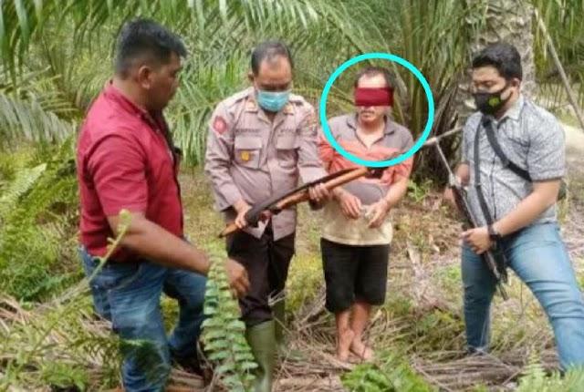 Wanita 58 tahun di Asahan Ditembak Tetangga Saat Dikira Babi Hutan