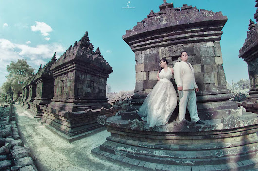 The happiest Pre wedding Miken & Satya