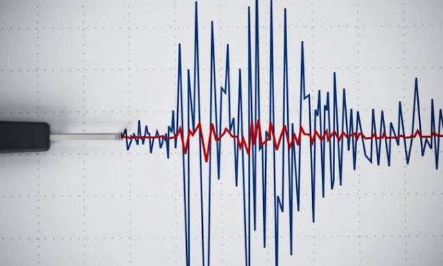 Σεισμός στον Κορινθιακό κόλπο έγινε αισθητός σε πολλές περιοχές