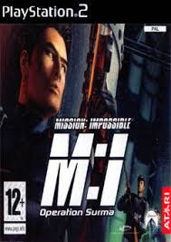 Mission Impossible Operation Surma (PS2) 2003