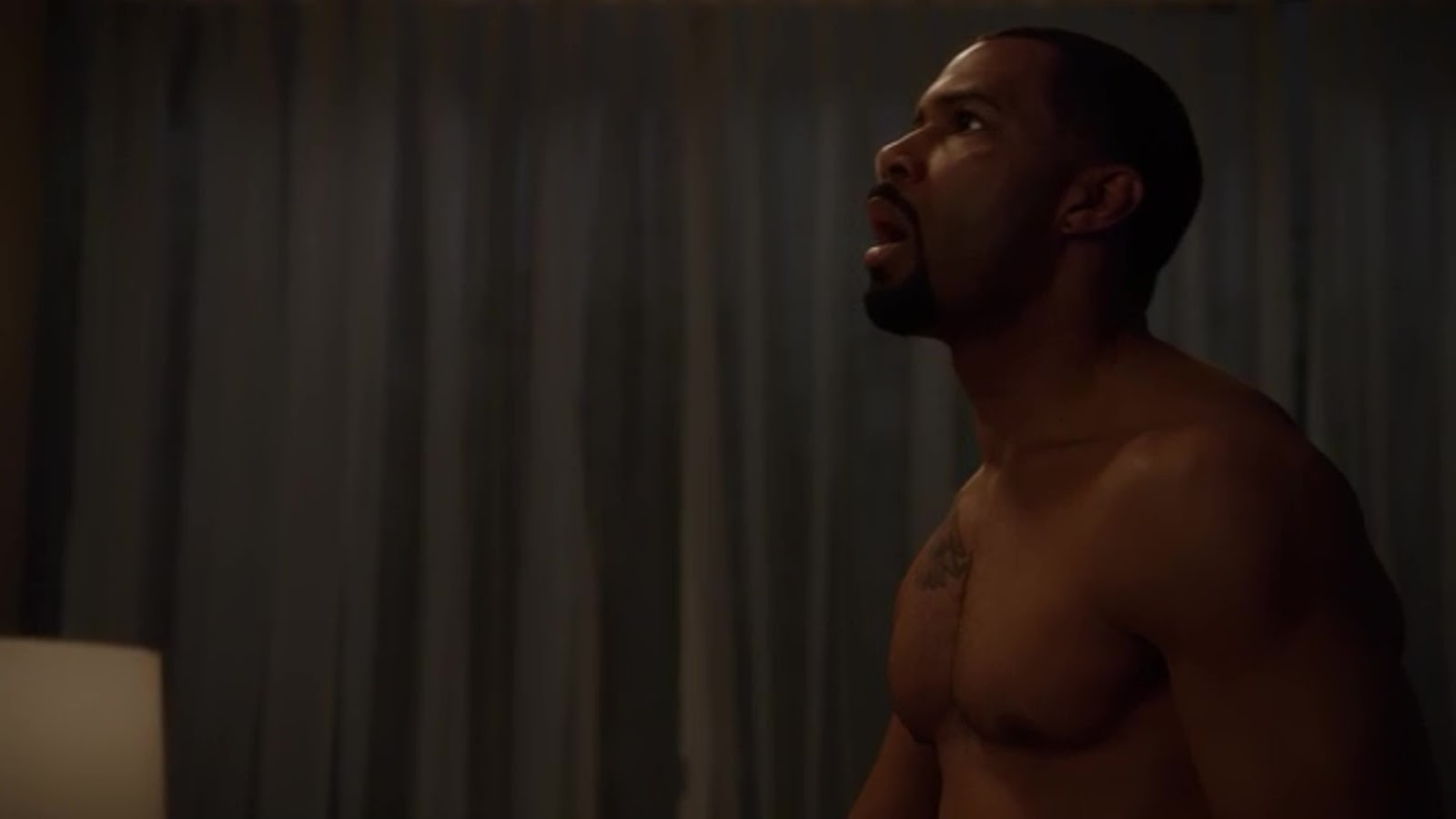 Auscaps Omari Hardwick Nude In Power 1-02 -3997