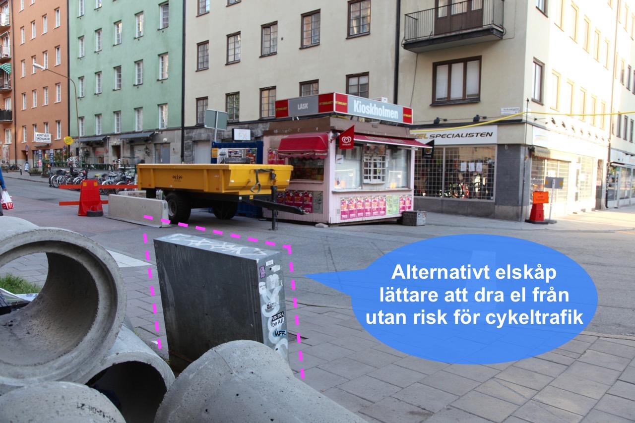 Cyklandeombud stockholms län: juli 2016