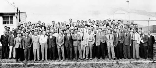 Operation Paperclip team