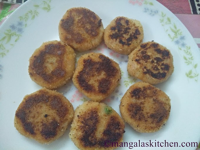 Mixed Vegetable Cutlet | Easy to make Spicy Indian Tawa Cutlets