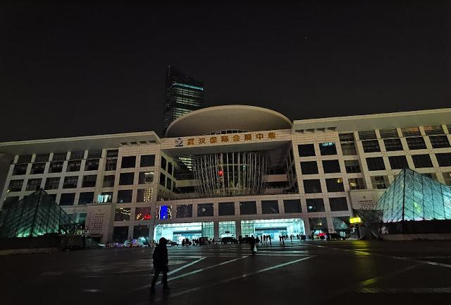 Временные больницы для больных коронавирусом, Китай, Ухань, Хубэй, карантин