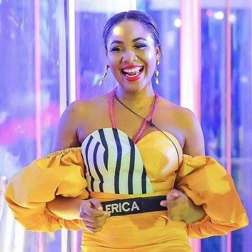 Omg 😲 BBNaija's Erica Bags Multimillion Naira Endorsement Deal With Mobile Phone Brand #hypebenue