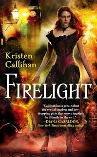 #DFRAT Guest Review: Firelight by Kristen Callihan