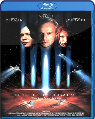 The Fifth Element [1997] [BD25] [Latino] [Remasterizada]