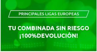 Mondobets promo Ligas Europeas Futbol 18-10-2020
