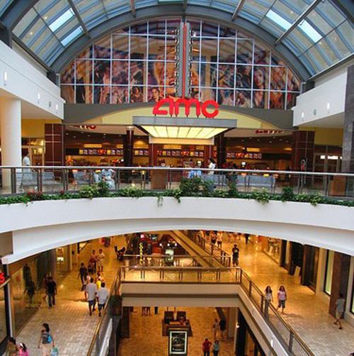 Justine In Amerika: Mall