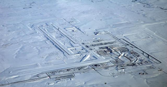 DIA snow example RCAM