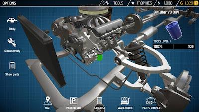 لعبة Car Mechanic Simulator مهكرة مدفوعة, تحميل Car Mechanic Simulator APK, لعبة Car Mechanic Simulator مهكرة جاهزة للاندرويد