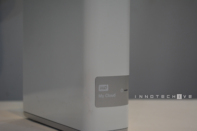 WD My Cloud : Design Review