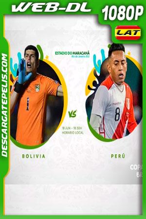 Bolivia vs Perú Copa América 2019 WEBL-DL 1080p Latino