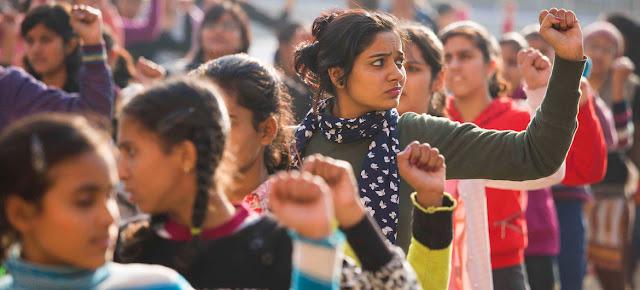El Gobierno de la India vela por que los jóvenes voluntarios formen parte de la conversación y la acción para alcanzar sus objetivos de desarrollo sostenible.Prorgama de las Naciones Unidas para el Desarrollo en la India