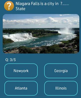 Niagara Falls is a city in?