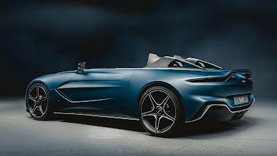 2021 Aston Martin V12 Speedster Review