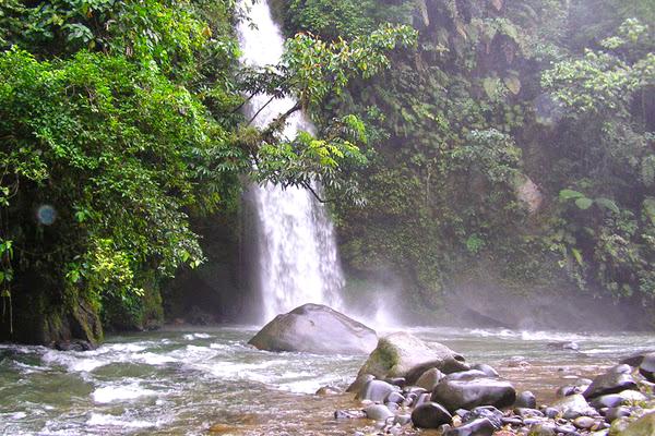 Gambar Air Terjun Bidadari Di Sumatera Selatan
