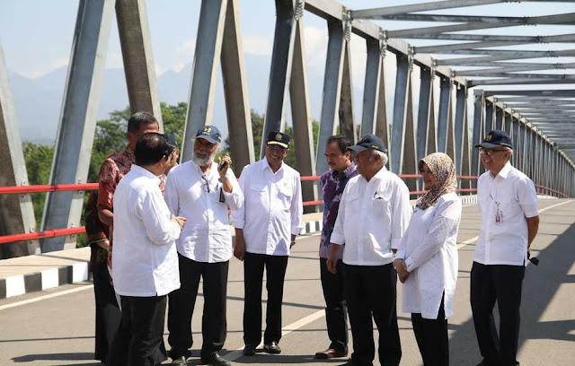 Jokowi akan Resmikan 3 Proyek di Tulungagung, Salah Satunya Jembatan