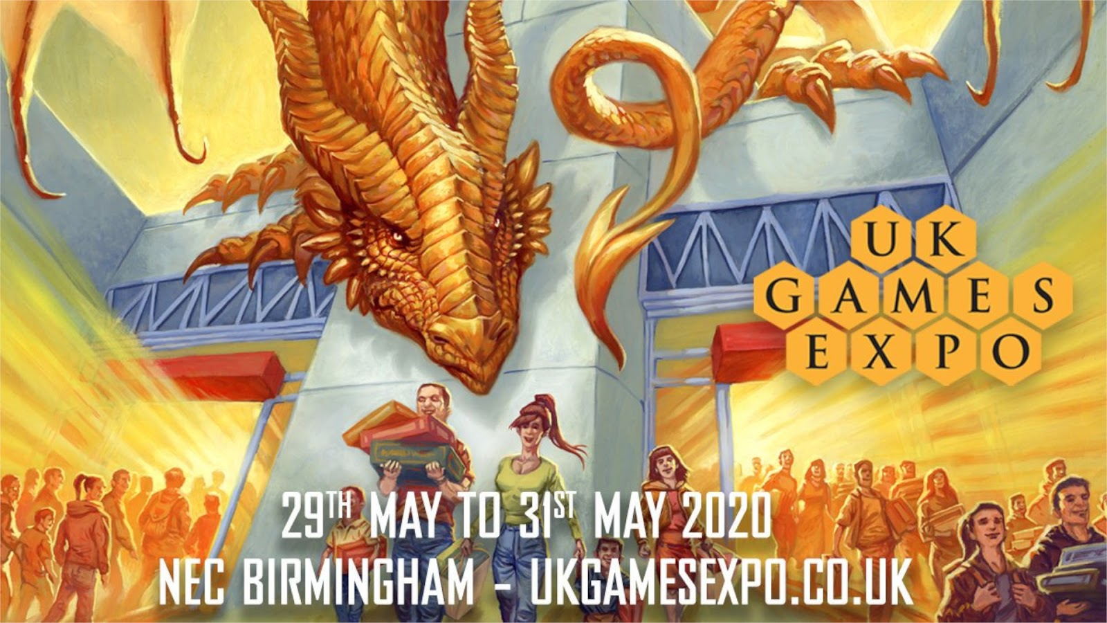 News Collider Board Game News UK Games Expo Games Industry Convention