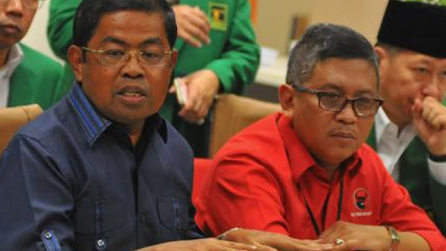 PDIP: Idrus Marham Sosok Ksatria Bertanggung Jawab