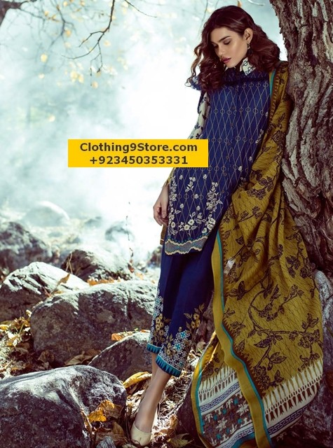LSM winter shawl collection for girls