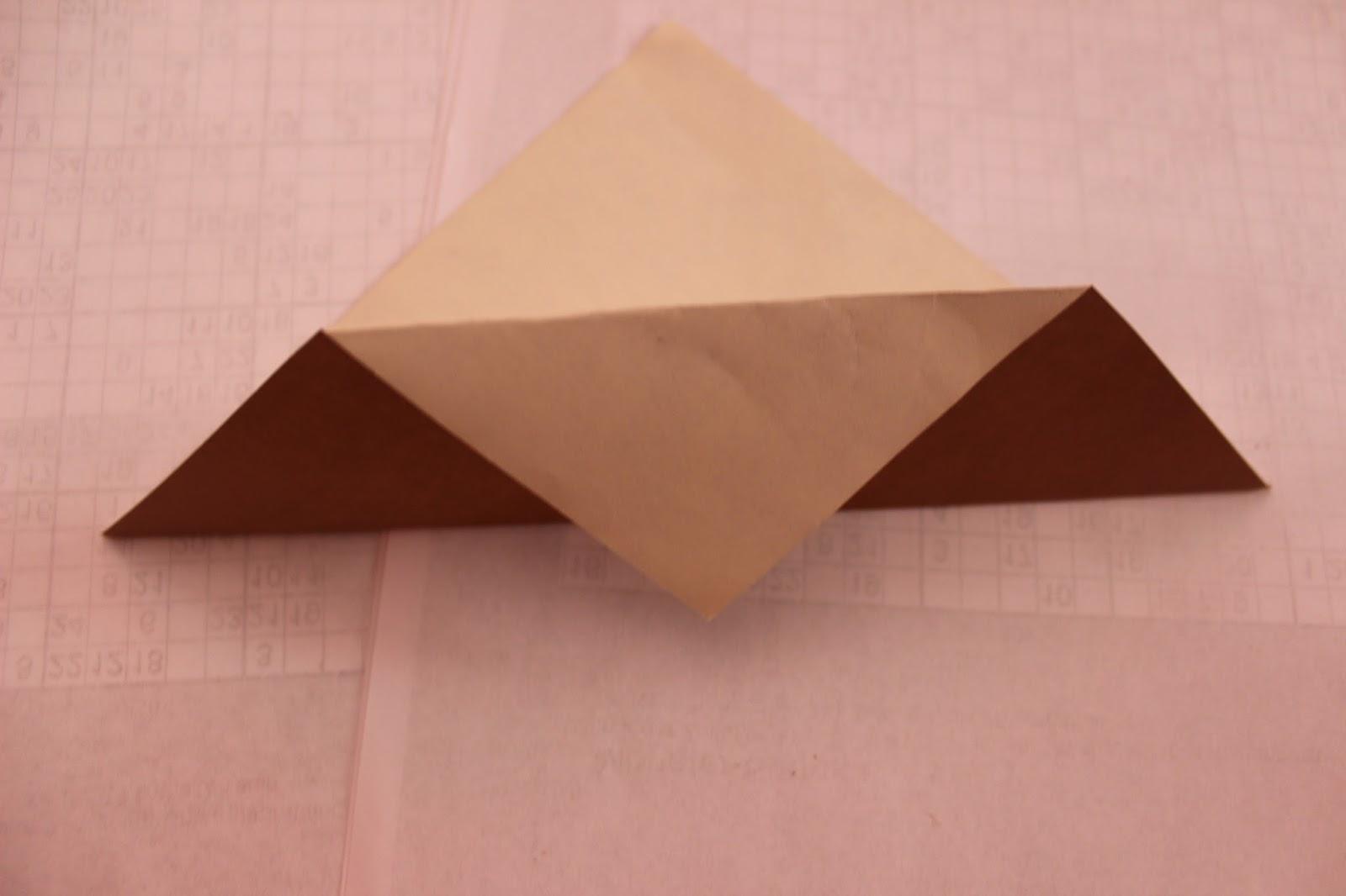 Origami Briefumschlag Mit Einfachen Handgriffen Zaubern Eine Tolle