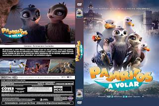 PAJARITOS A VOLAR – 2017 [COVER – DVD]