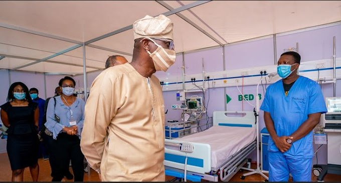 There Is A Potential COVID Third Wave In Lagos, Isolation Centres Getting Occupied Again – Sanwo-Olu
