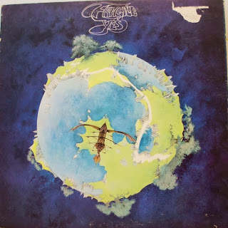 Yes Fragile Record Album 1972 Record Cover