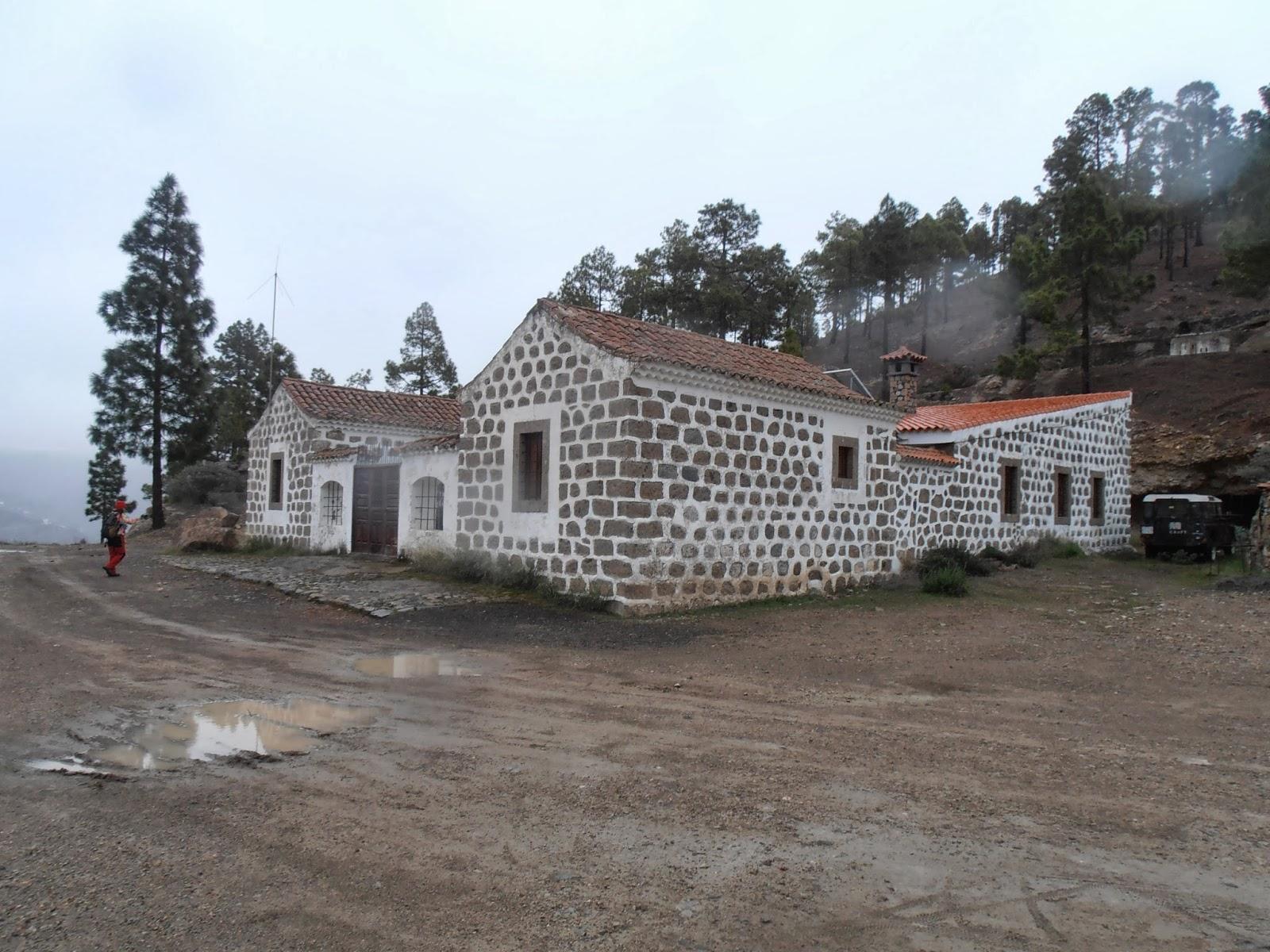Casa forestal de Pajonales