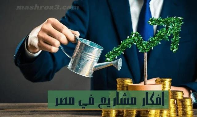 افكار مشاريع في مصر