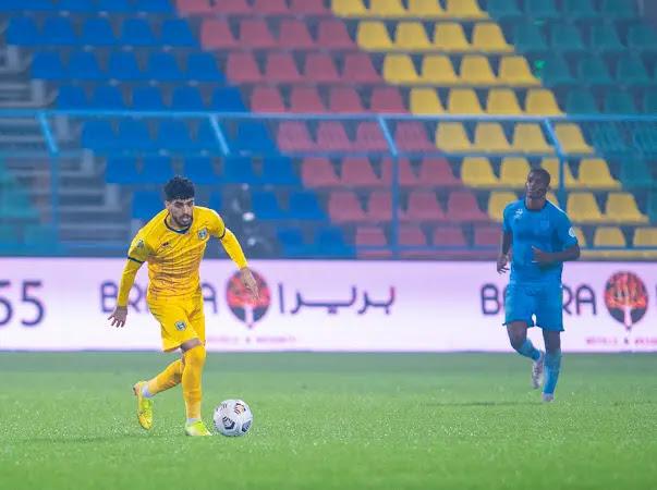 تعادل البطن مع التعاون 1-1 في الدوري السعودي