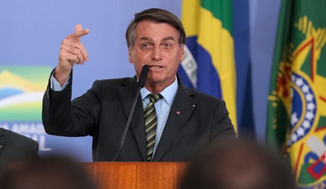 Jair Bolsonaro cumpre agenda na Paraíba nesta quinta (17)