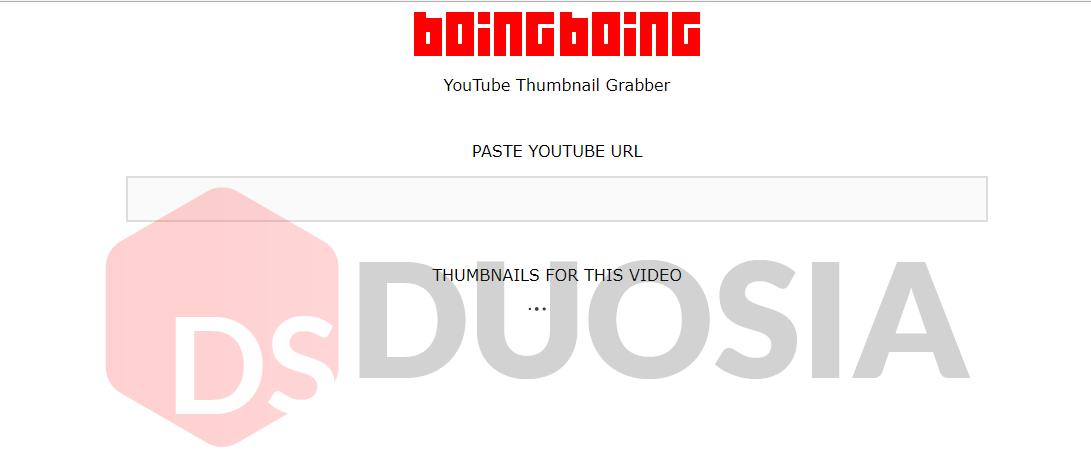 cara cepat download thumbnail