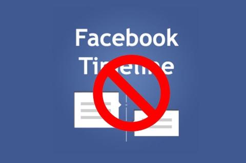 Mengembalikan Tampilan Lama profil facebook