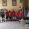 5 Tahanan Kejari Pelalawan Dipindah Dari Polsek Bandar Sekijang ke Lapas Pekanbaru