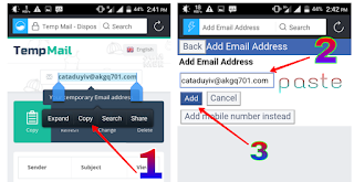 facebook invisible name without proxy in mobile how to create number name I'd