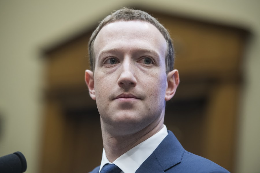 Mark Zuckerberg defends Facebook's business model: 'We don't sell people's data'