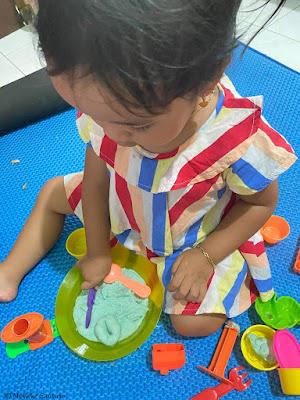 4 ide bermain menggunakan playdough/saltdough untuk balita