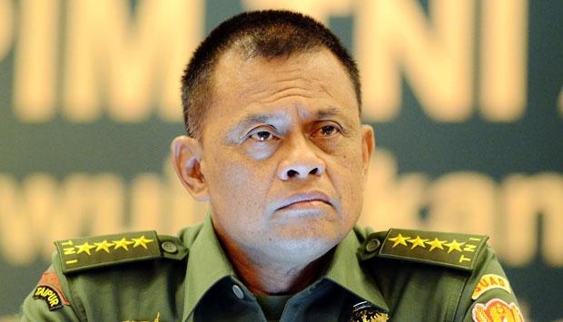 Panglima TNI Gatot Nurmantyo Akan Polisikan Situs Penyebar Hoax Tirto.id