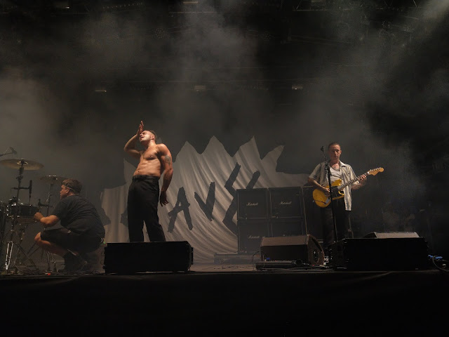 Slaves, Colours Of Ostrava 2018