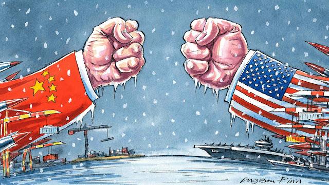 Trump intensifica guerra comercial com a China com elevação generalizada de impostos