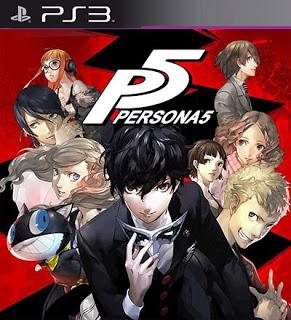 Persona 5 PS3 Torrent