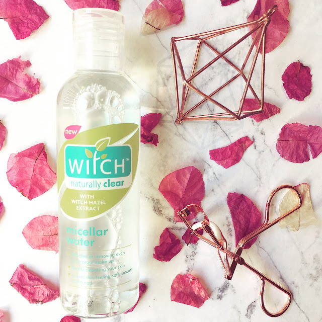 Lovelaughslipstick Blog Summer Blogger Beauty Box Review Witch Micellar Water