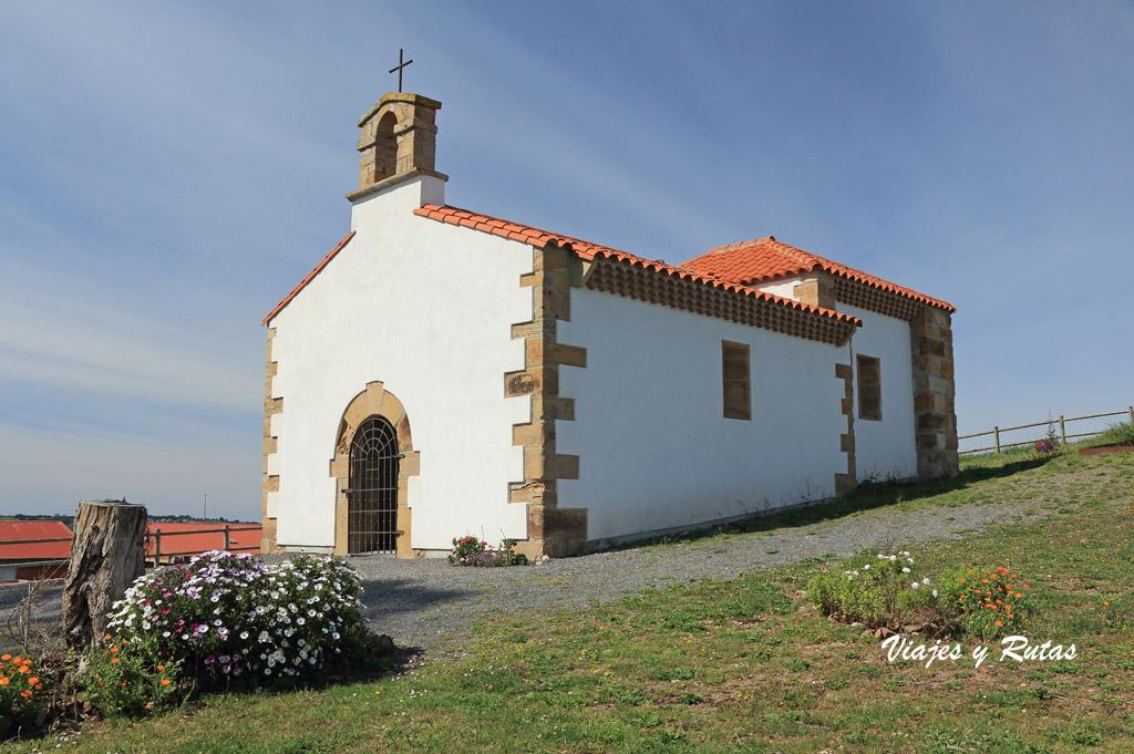 Ermita de San Antón, Candás