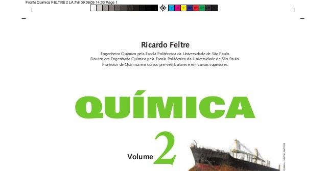 Ricardo Feltre Pdf