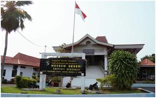 Tempat Wisata di Bengkulu Museum Negeri Bengkulu