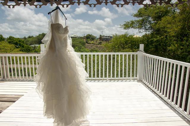 mariage guadeloupe robe de mariée