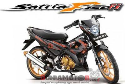 Kelebihan Dan Kelemahan Suzuki Satria FU 150